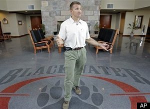 Blackwater Tape Erik Prince