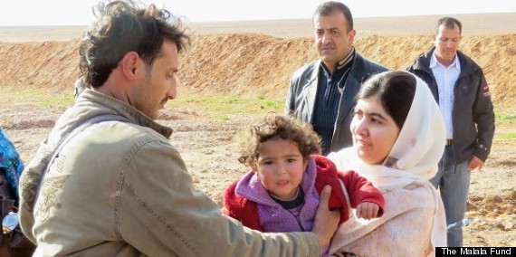 malala syria