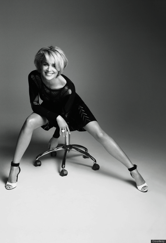 Sharon Stone Tells Shape She Doesnt Want To Be An
