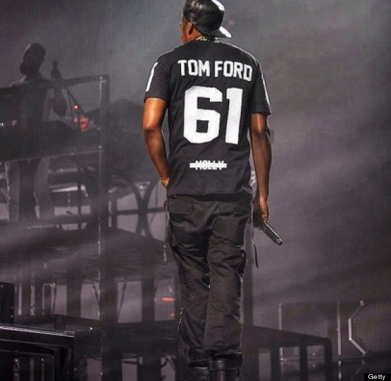 tom ford jay z dress