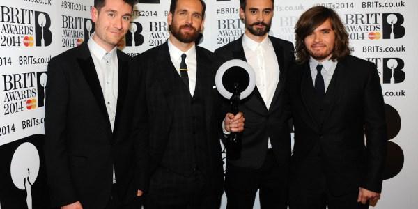 Bastille' 'bad Blood' Album Tops Charts Brit Awards