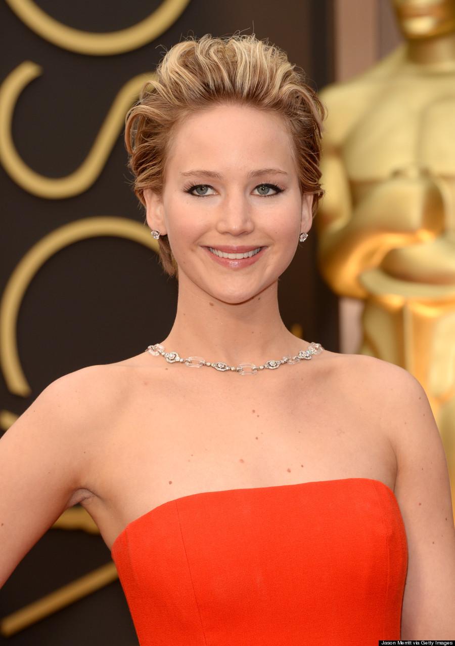 Jennifer Lawrence Oscars 2014 Dior Dress 'meh' Vote