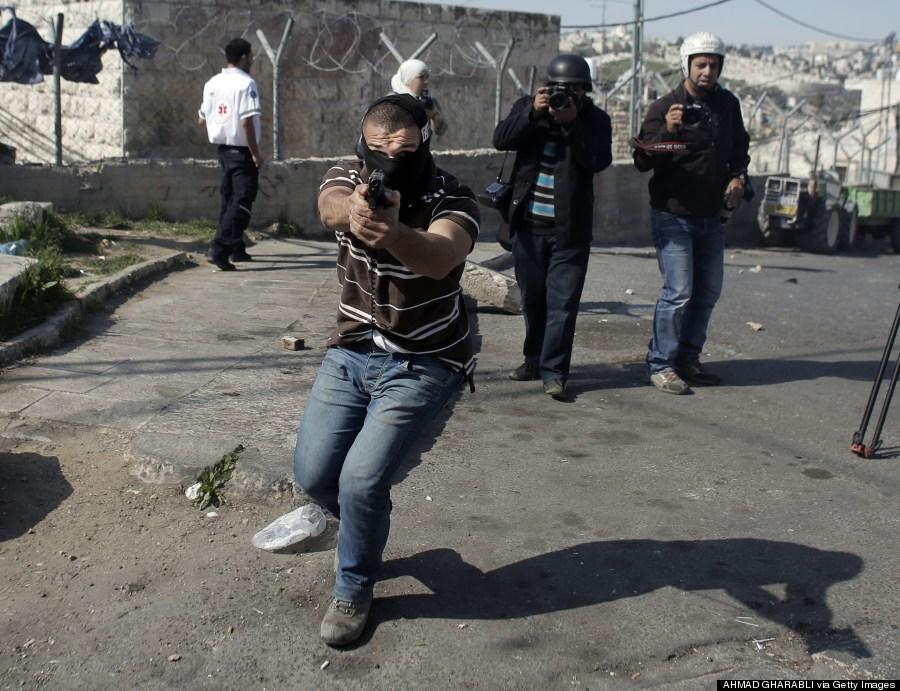 israeli policeman