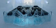 Ice Hotel Sweden Allowing Visitors Design And