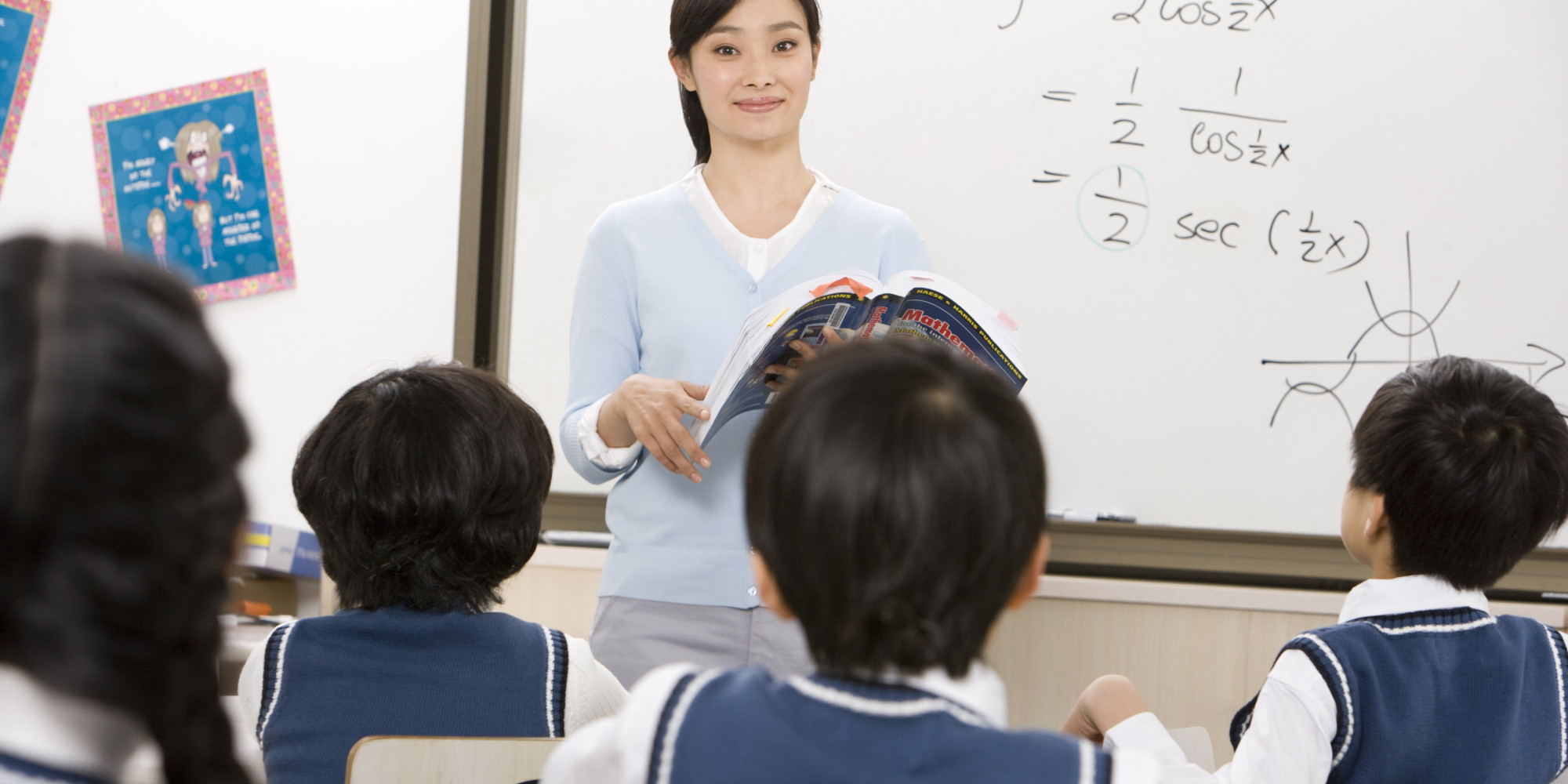 Chinese Maths Teachers Drafted In To Boost British Pupils