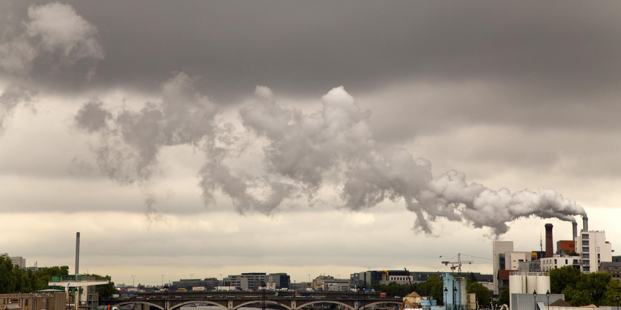 Pollution Alerte Maximum Aux Particules En Ile De France