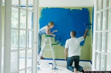 paint bedroom