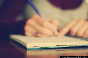 worry journal sleep