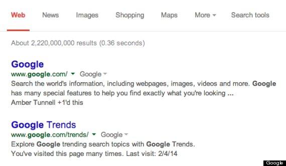 google redesign new
