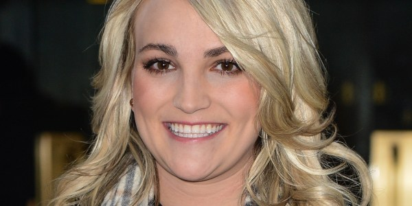 Jamie Lynn Spears' Wedding Dress Tulle Perfection