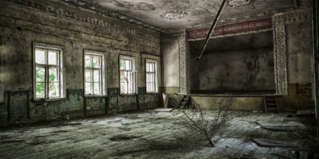 13 Photos That Prove Chernobyl Is Still Haunting