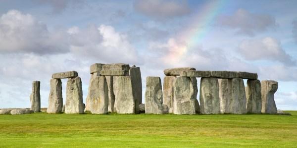 Stonehenge Built Seven Odd Theories