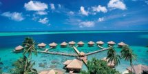 Overwater Bungalows Blow Mind Huffpost