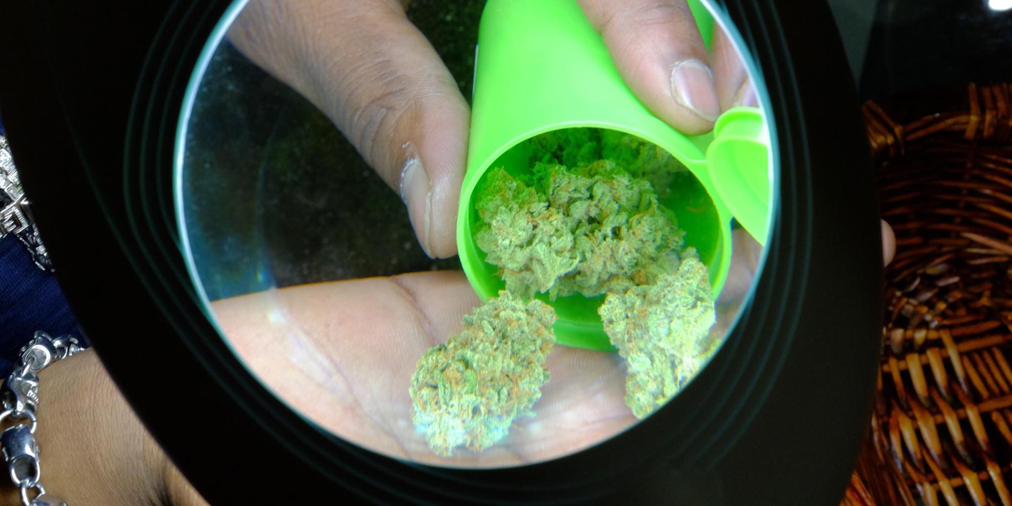 Uruguay Considers Using Medical Marijuana To Treat Cocaine Addicts In Prison  HuffPost