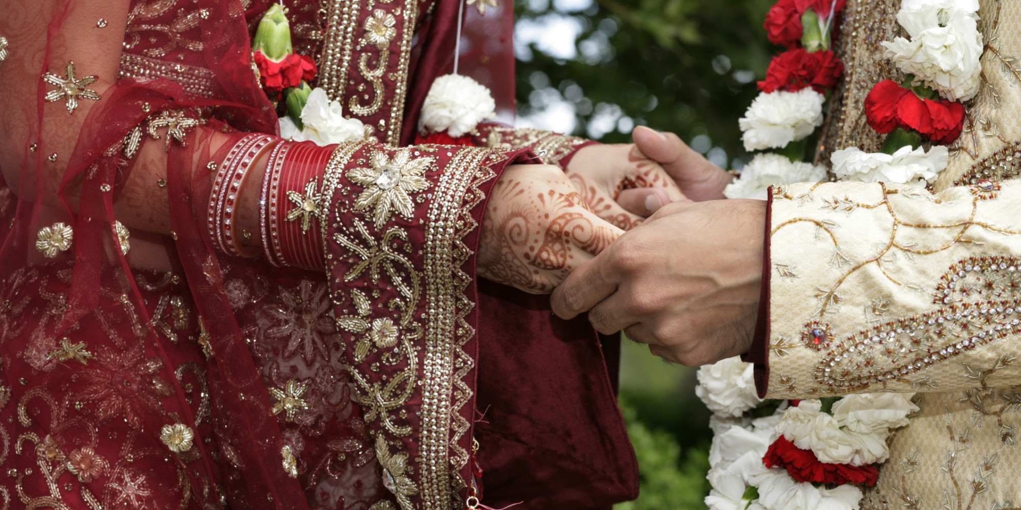 Punjabi Couple Wallpaper With Quotes Wedding Traditions From Around The World You Ve Probably