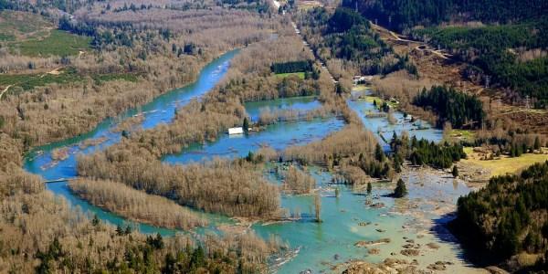 Washington Mudslide Menacing Fabled Pacific Northwest