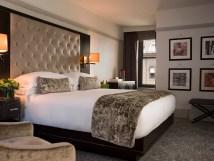 Hotel Bedroom Room Design
