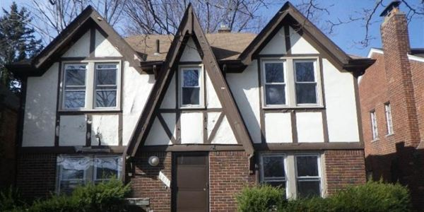 Detroit Auctioning Incredible Homes 1 000