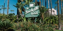 Beverly Hills Hotel Subject Of Boycott Over Ties