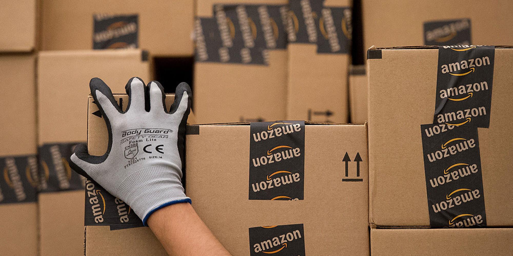 Meet The Real Amazon Drones