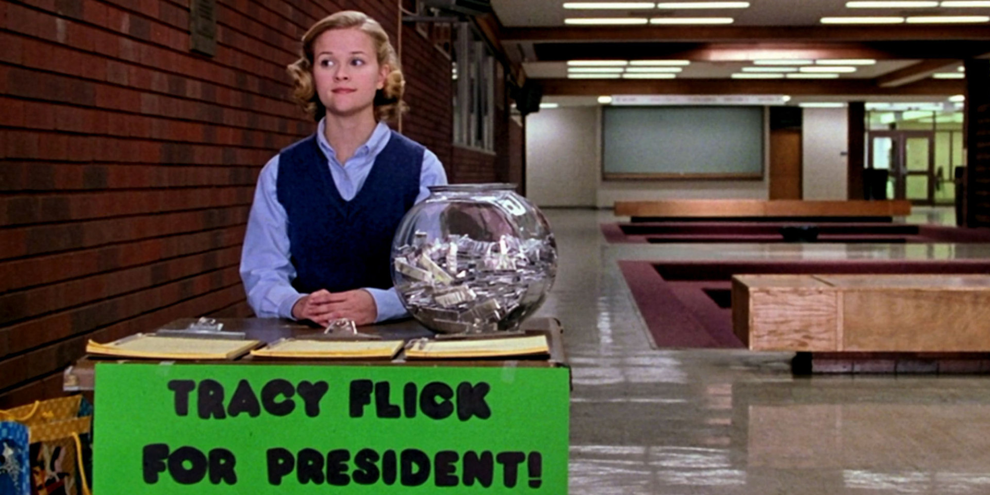 Image result for election reese witherspoon