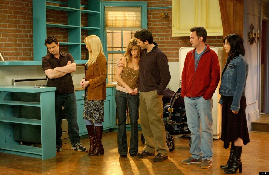 Which 'Friends' Star Has Had The Best Decade Since The 2004 Series Finale? | HuffPost