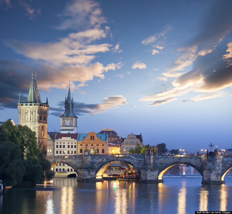 Dazzling Proof Prague Europe'