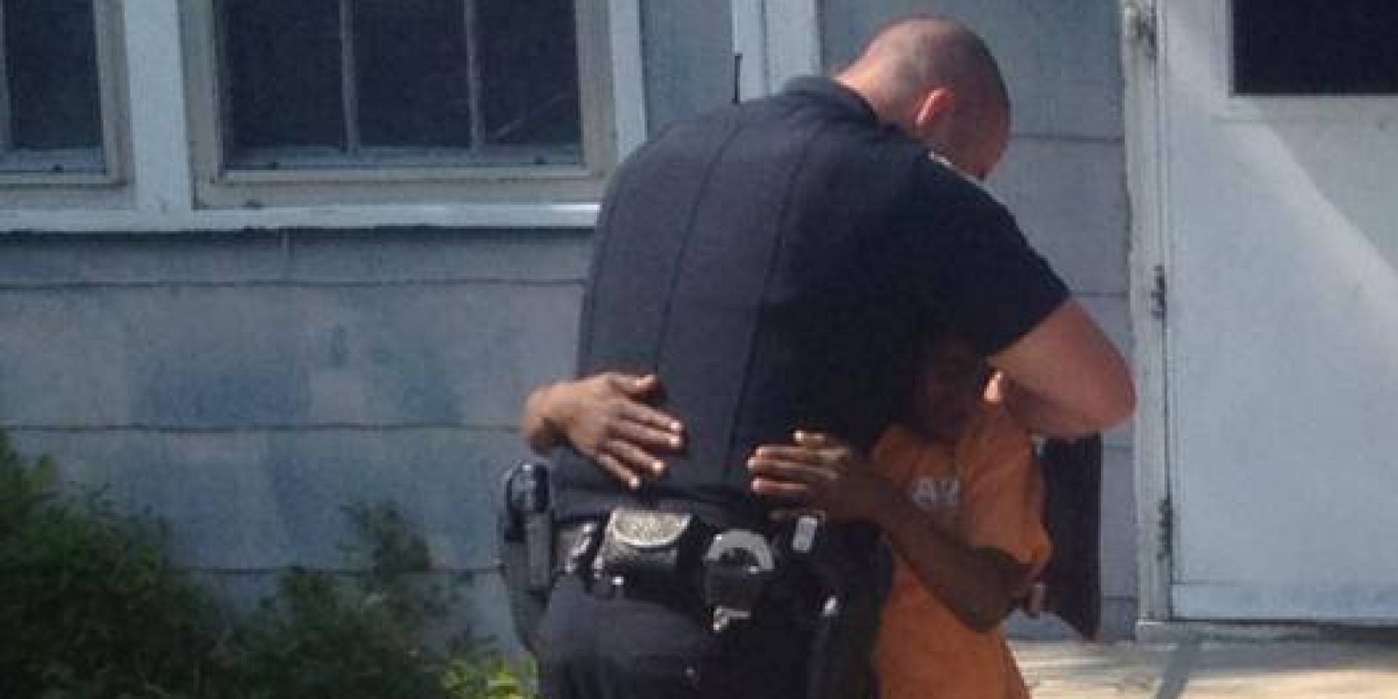 This Police Officer Gave A Troubled Teen New Bedroom