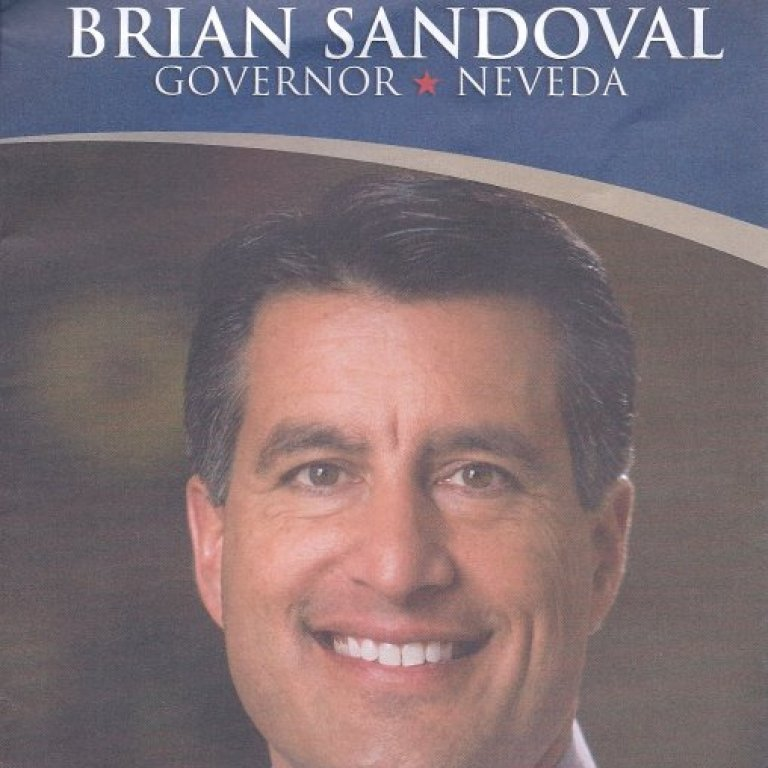 Image result for PHOTOS OF GOVERNOR SANDOVAL