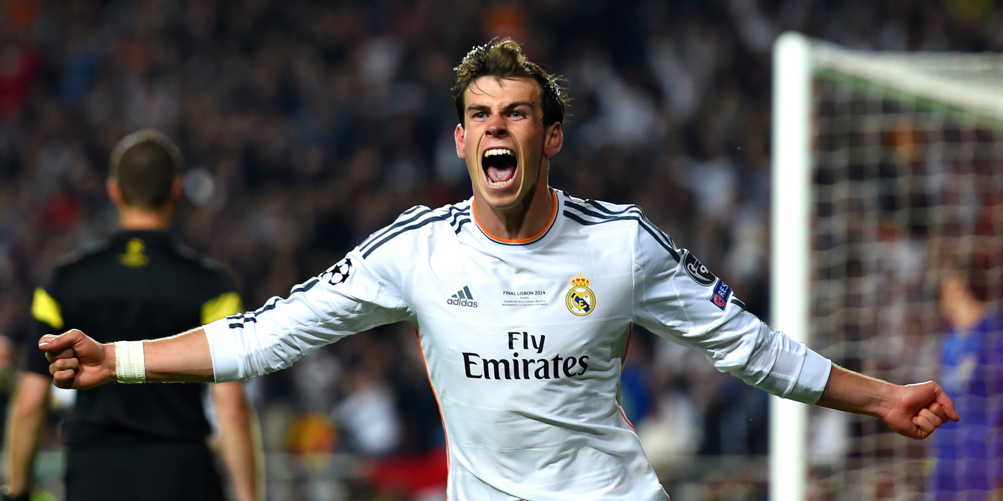 Gareth Bale - Huffington Post