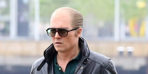 Johnny Depp als Whitey Bulger in Black Mass
