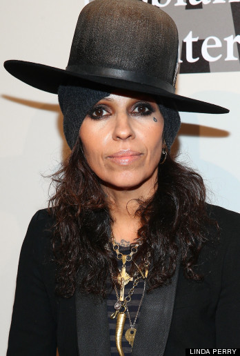 Musician And Producer Linda Perry LIVE