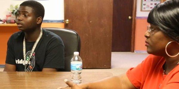 High School Teacher Reportedly Black Teen Call