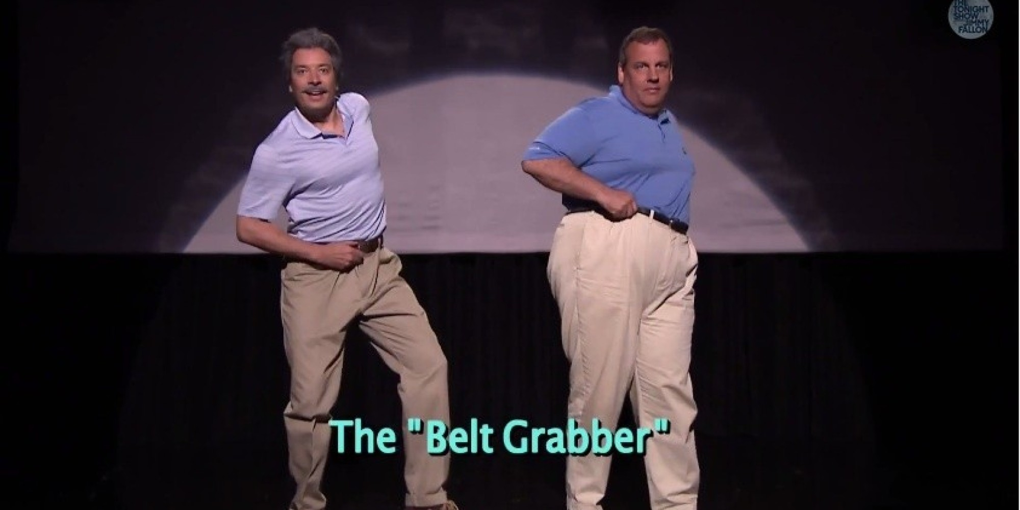 Chris Christie Resume Watch Jimmy Fallon Chris Christie Get Down In 39evolution
