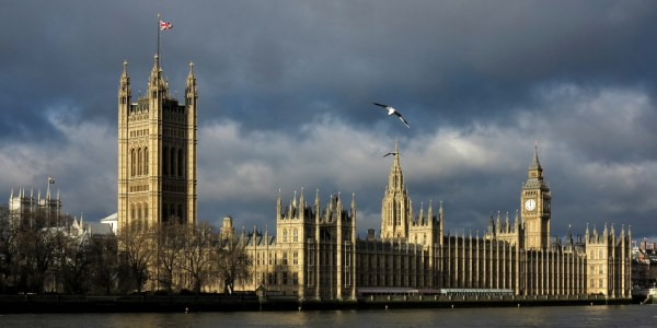 Palace Of Westminster Crumbling And Act