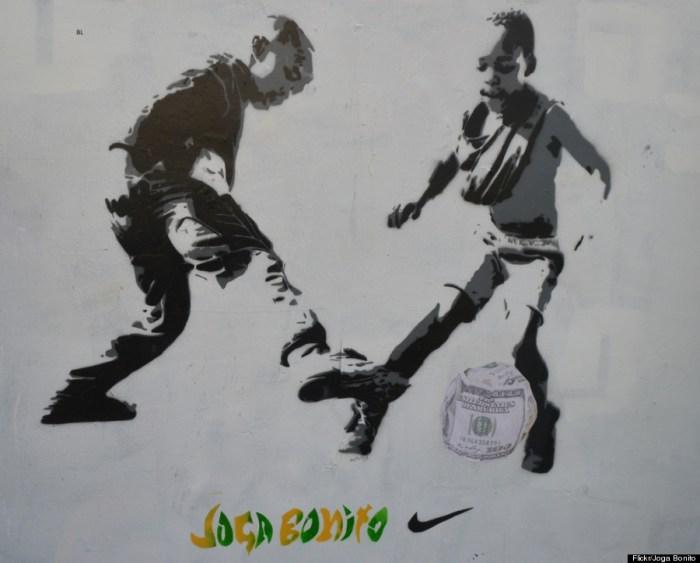 street art money ball