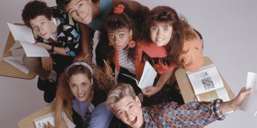 A 'Saved By The Bell' Behind-The-Scenes TV Movie Is Coming ...