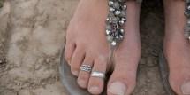 Feet Toe Ring Jewelry