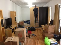 Watch This Tiny Studio Transform Into A Two-Bedroom ...