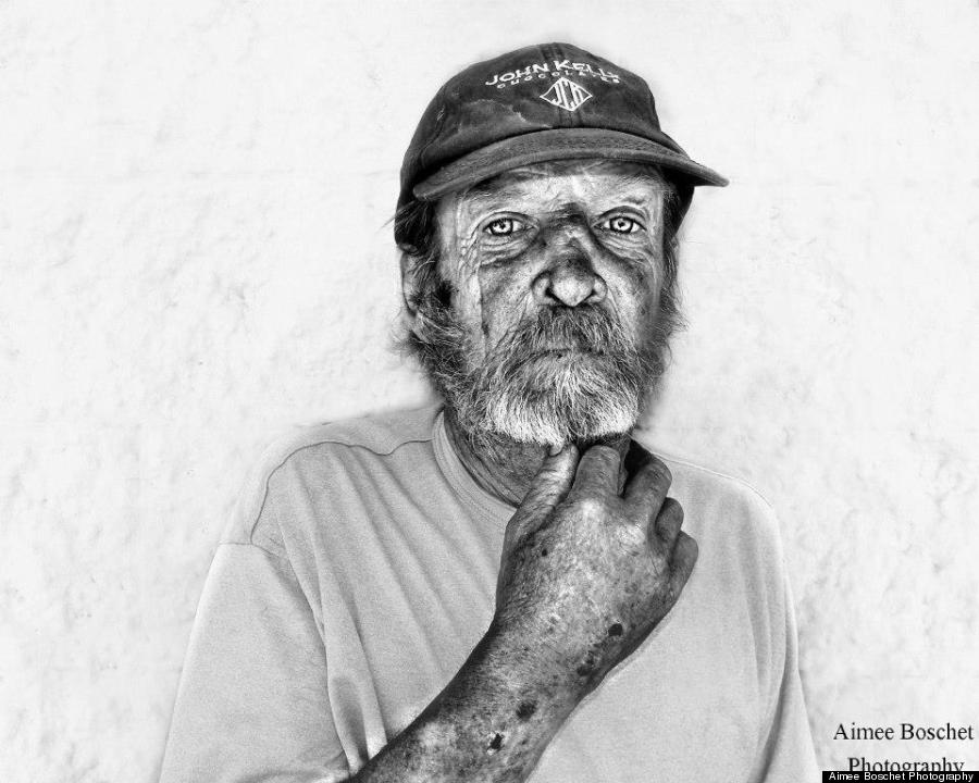 homeless portraits eight