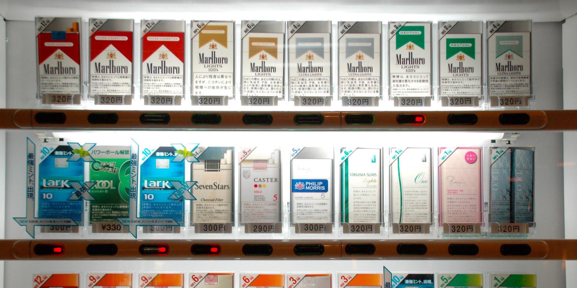Prix Cigarette