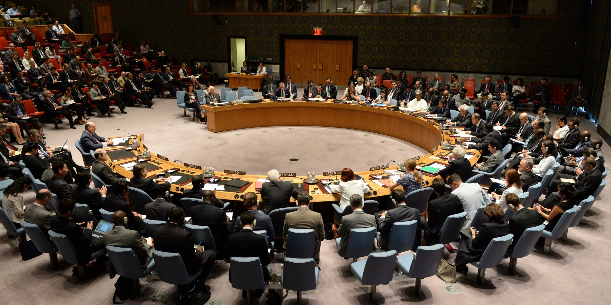Un Security Council Calls For Cease Fire As Muslims Start