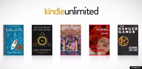 Amazon Audible Or Kindle Unlimited