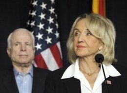 John Mccain Jan Brewer