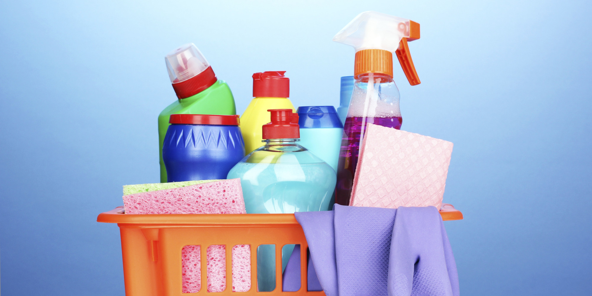 The 3 Most Commonly Overused Cleaning Products