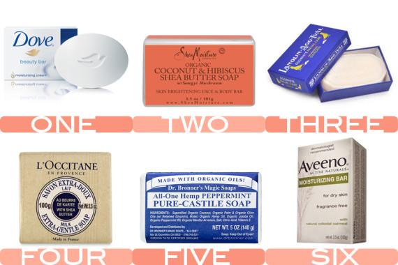 Best Lathering Bar Soap