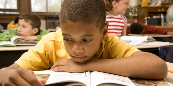Black School Students