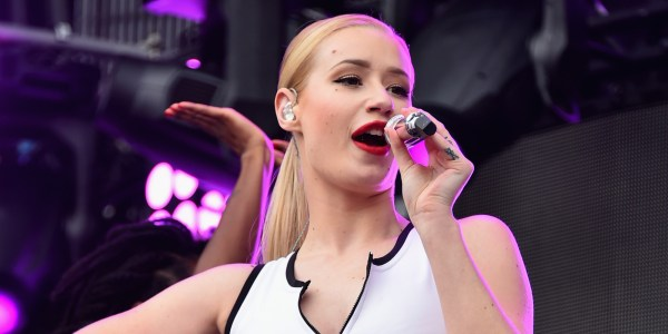 Dream Iggy Azalea' Hip-hop Bubble 'pop' Huffpost