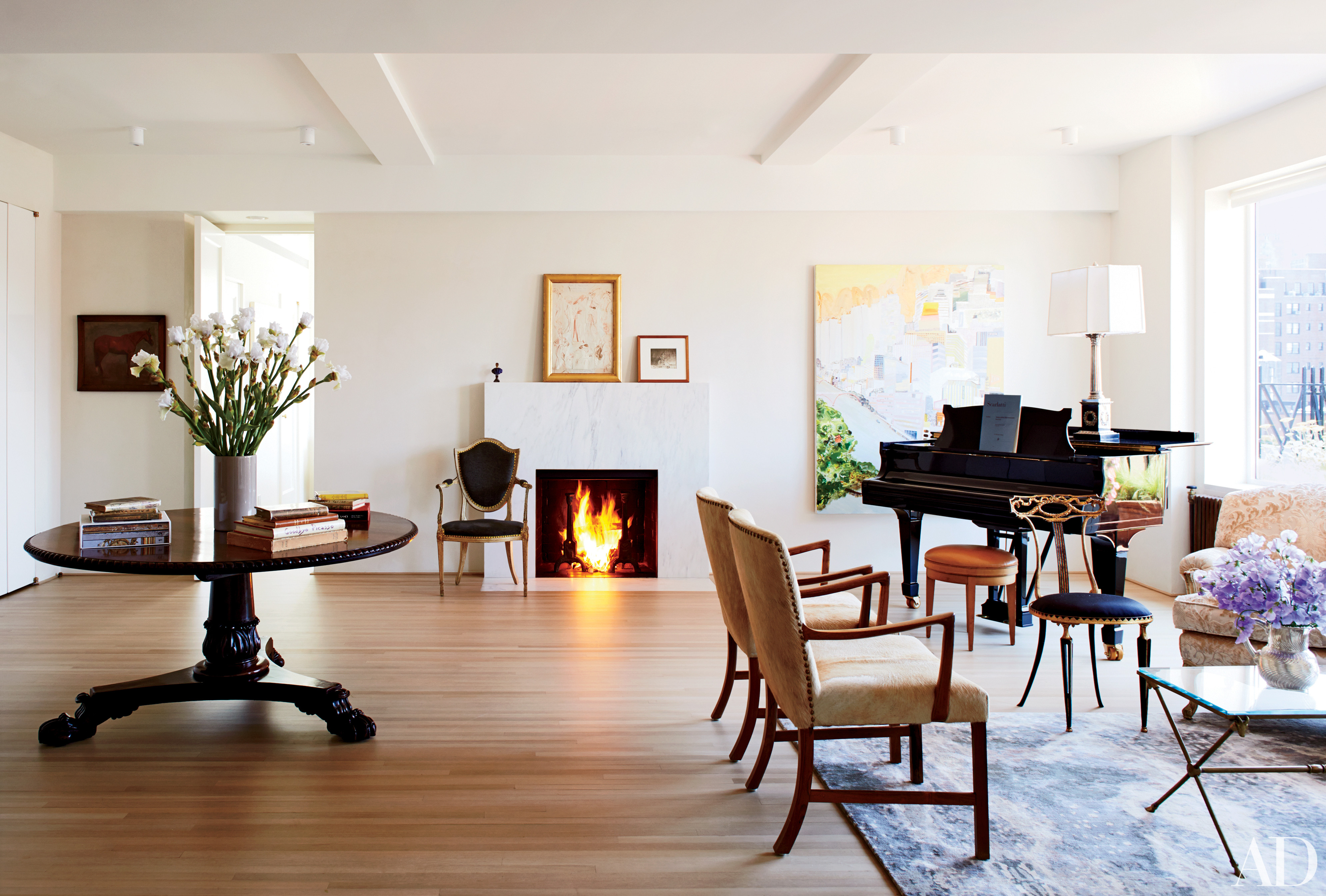 5 Ideas To Steal From Fashion Designers Real Life Homes  HuffPost