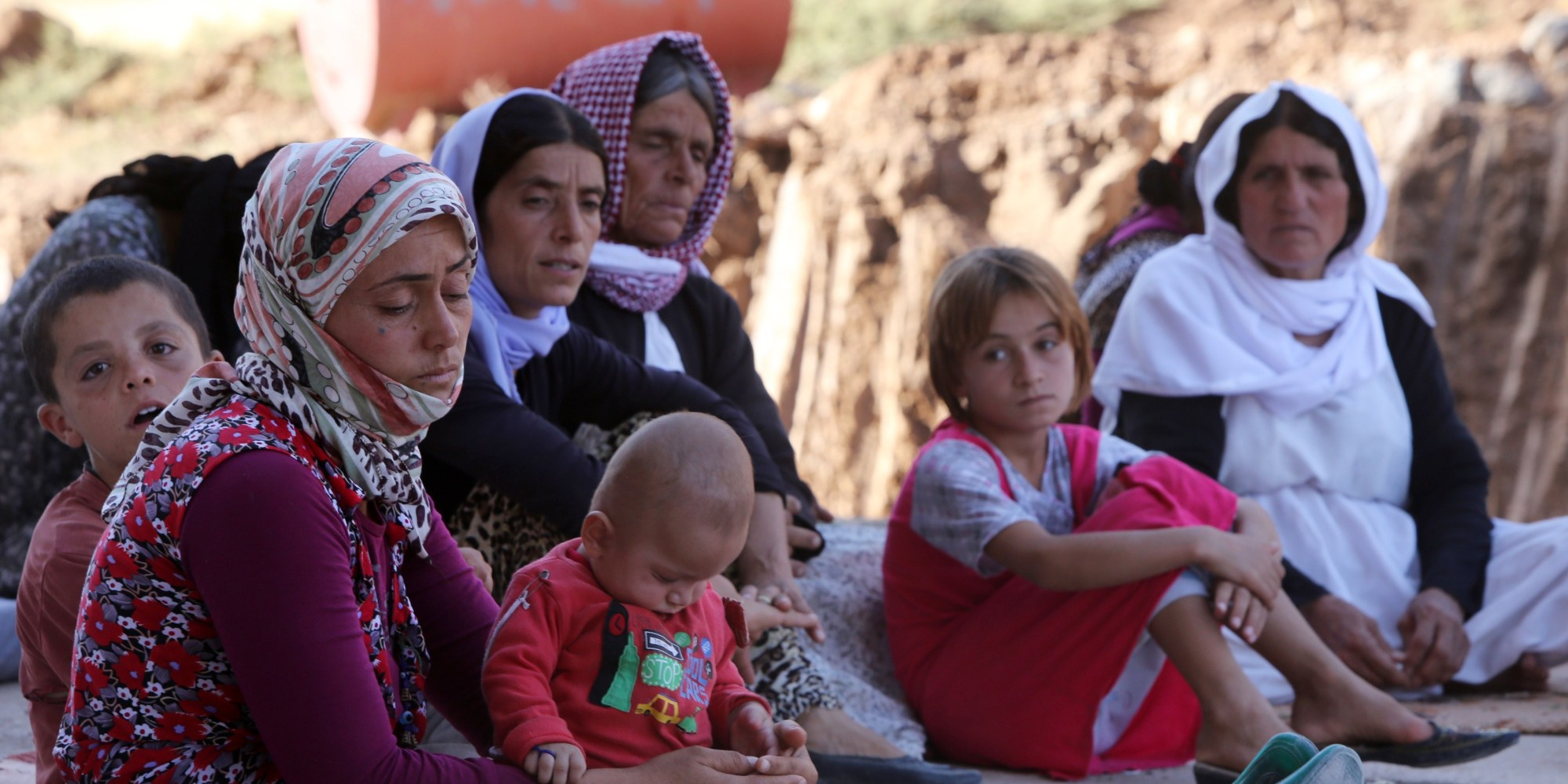Image result for yazidis Tajé